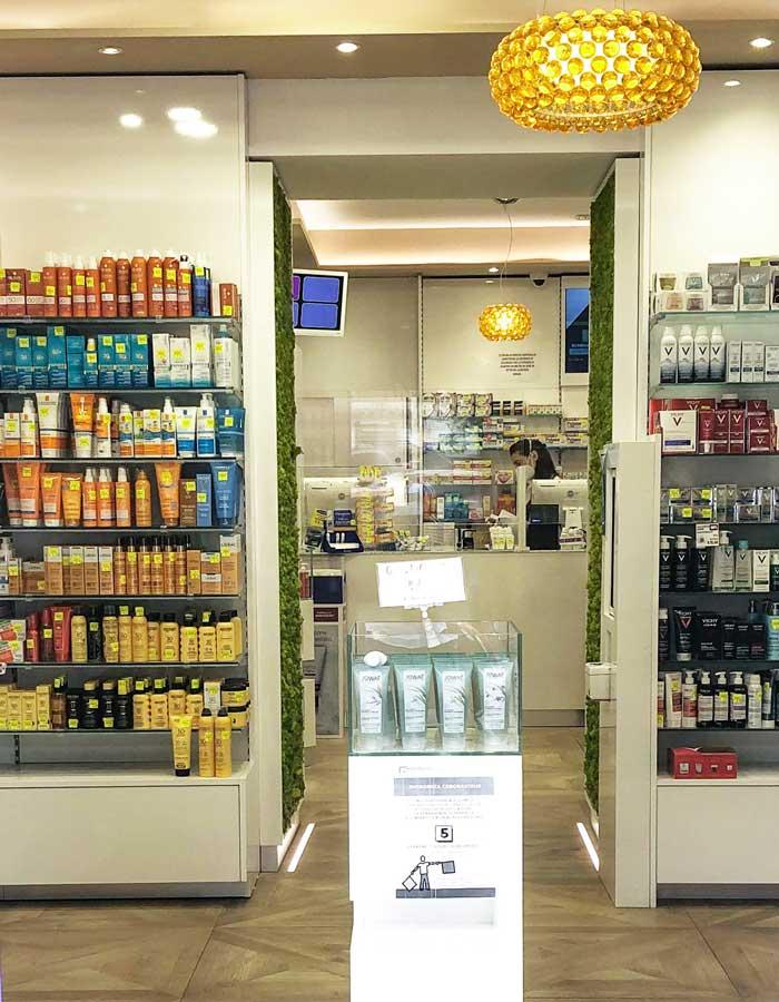 Storica Farmacia Appio Latino Tuscolano Farmacia Bartuli Roma
